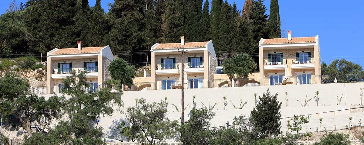 Stemar Luxury Villas Club Paxos