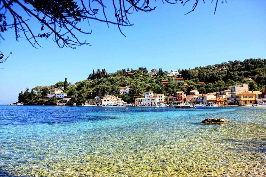 Luxury Villas In Paxos