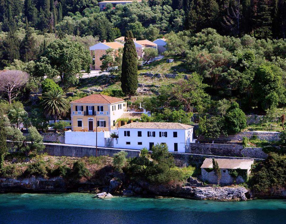 Stemar Luxury Villas Club Paxos.