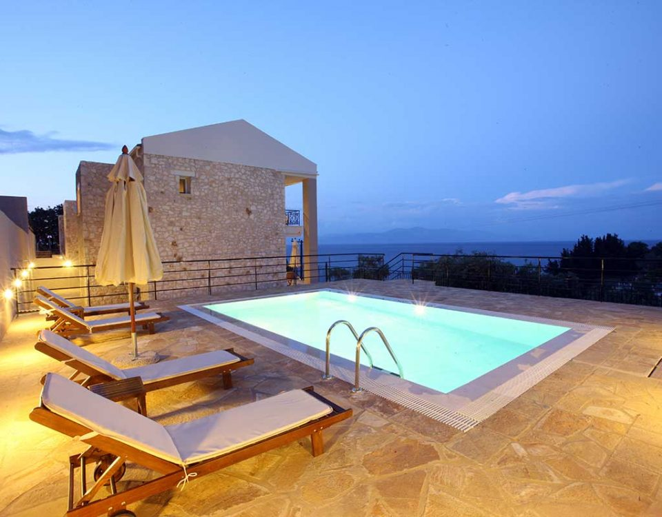 Villa Erato Stemar Luxury Villas Club.